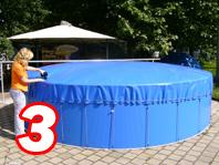 aufblasbare abdeckungen schwimmbadabdeckung infoportal fkb schwimmbadtechnik. Black Bedroom Furniture Sets. Home Design Ideas