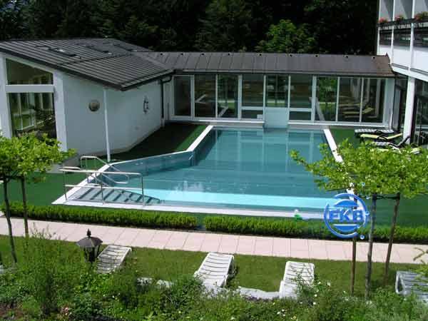 Edelstahl schwimmbecken raum und m beldesign inspiration for Edelstahl schwimmbad