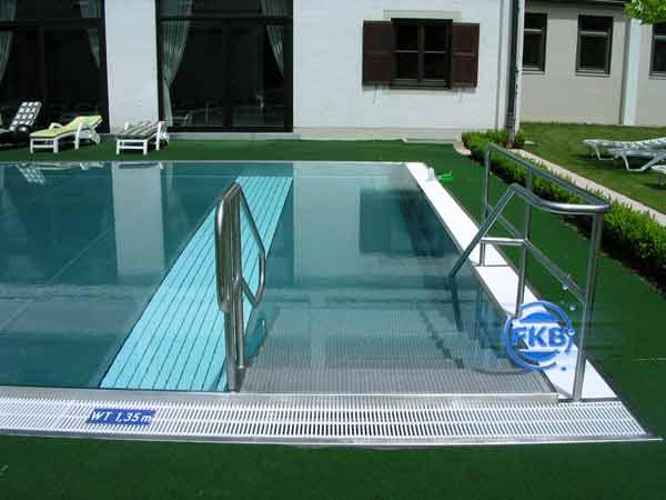 edelstahlschwimmbecken edelstahlbecken edelstahl
