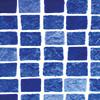 Alkorplan 3000 Farbe Persia blue
