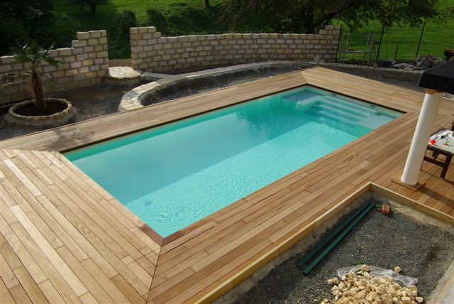 Best Glasfaser Pool Selber Bauen Photos - House Design Ideas
