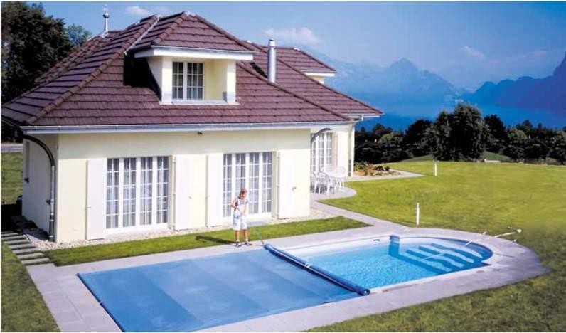 Bieri rollschutz sicherheitsabdeckung for Garten pool wasserpflege