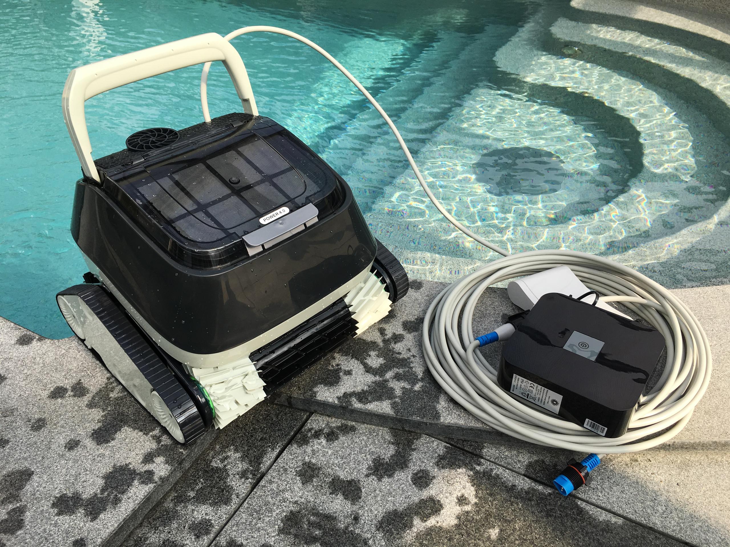Automatischer Schwimmbadreiniger Poolroboter 8streme Power