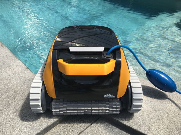 Poolroboter Poolsauger Dolphin E20
