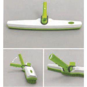 Saugbürste mit Reinigungsnoppen