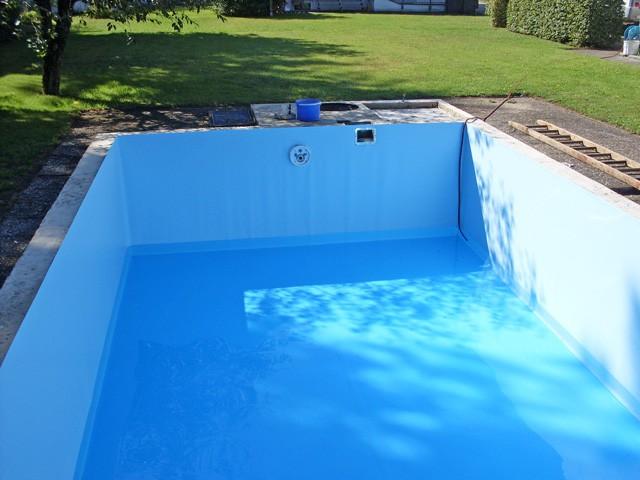 Rechteck Pool 4x8x1 5m Fkb Schwimmbadtechnik