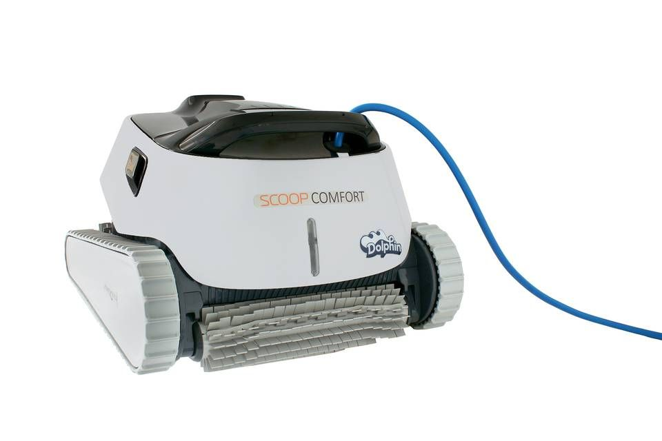Dolphin Scoop Comfort Cleaner