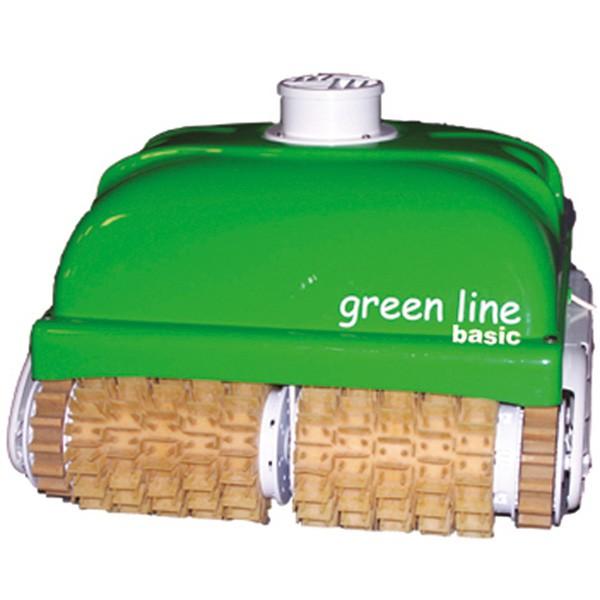 Schwimmteich-Reiniger SQUIRREL green line basic