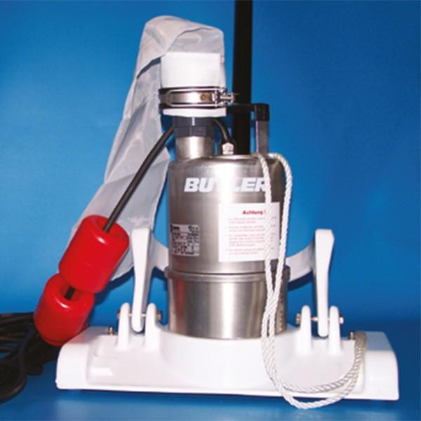 BUTLER, elektrisch manueller Bodensauger