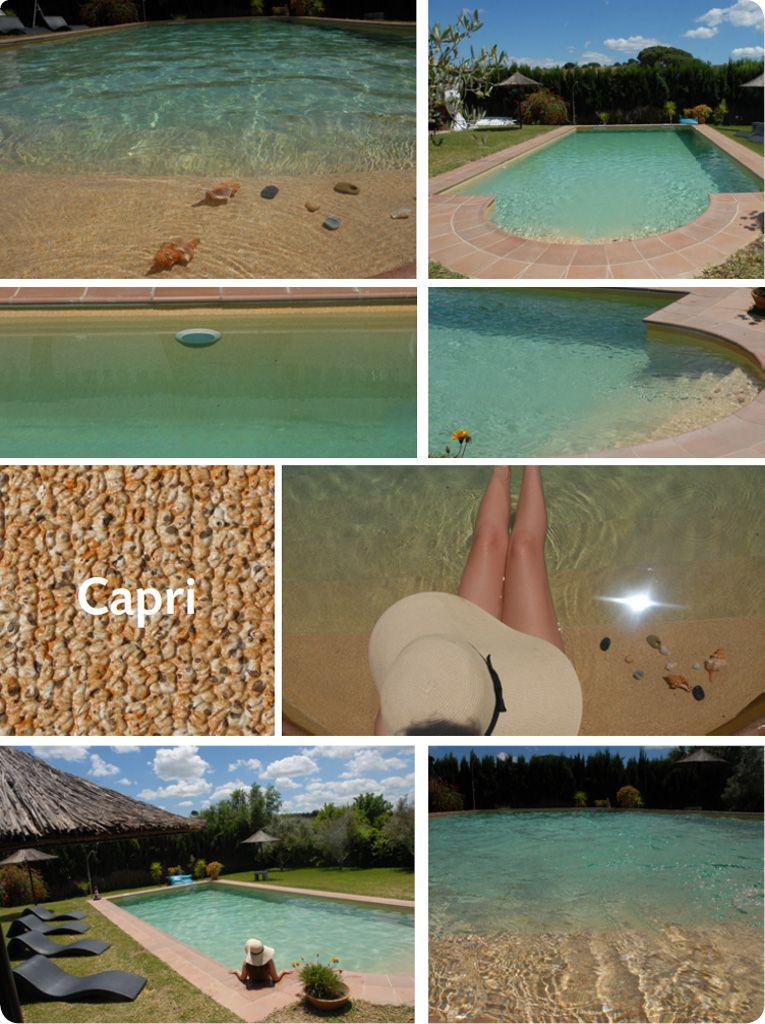 ELBE Blueline Island Dreams Capri - Ein mediterraner Strand wie in Italien.