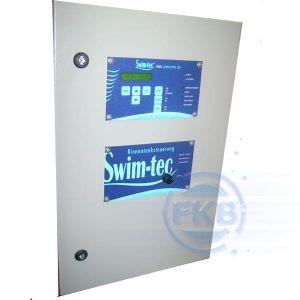 Fkb Schwimmbadtechnik schaltschrank 230 v für schwimmbad whirlpool mit überlaufrinne