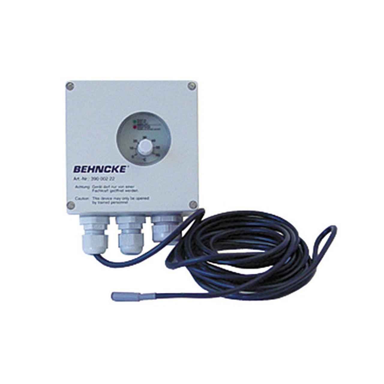 Temperatursteuerung elektronisch 0-60°C