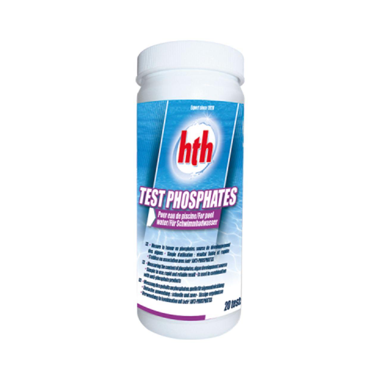 HTH Phosphate Tester