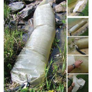 Feinfiltersack zur Wasserrückführung