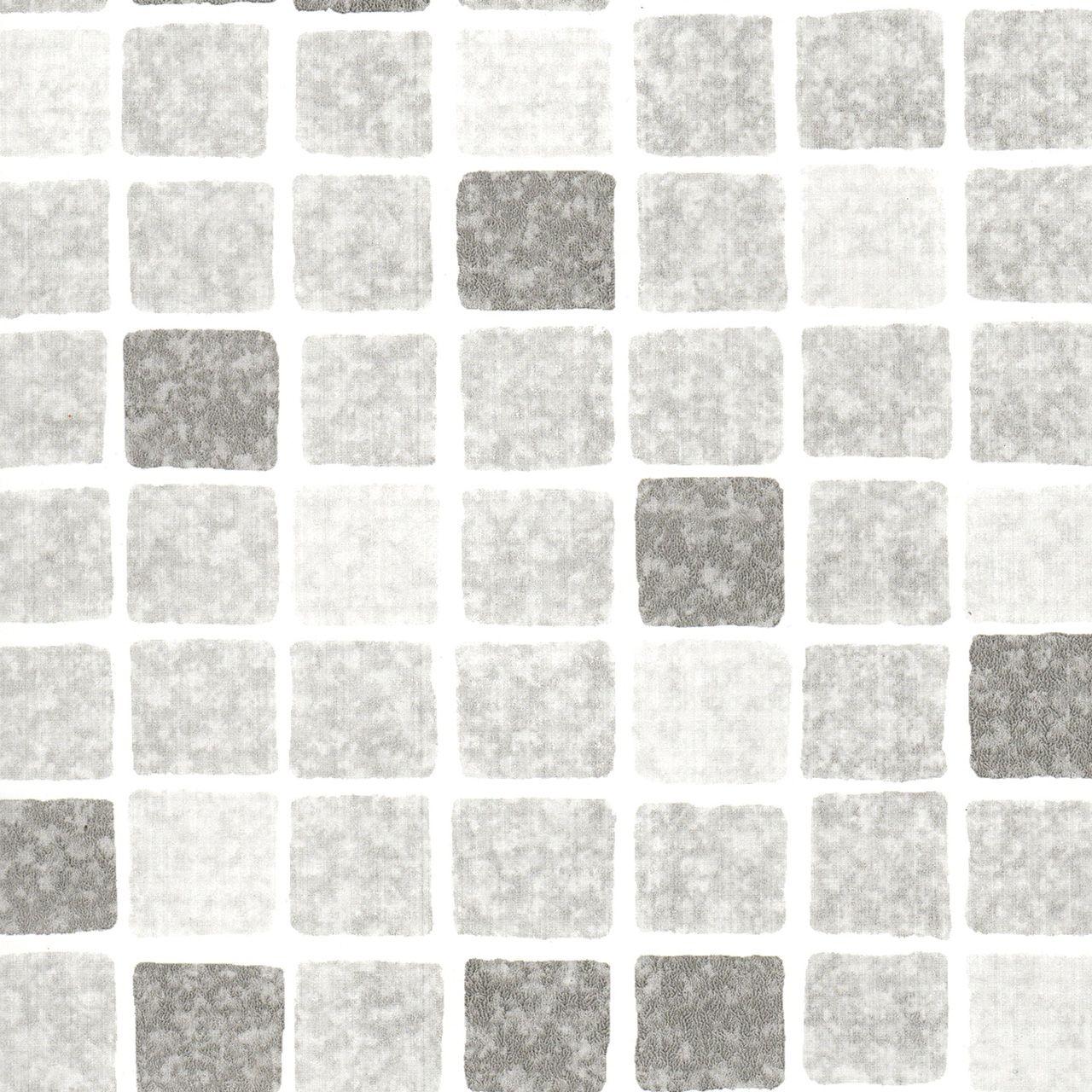 ELBE Supra ART Schwimmbadfolie Mosaik Grau