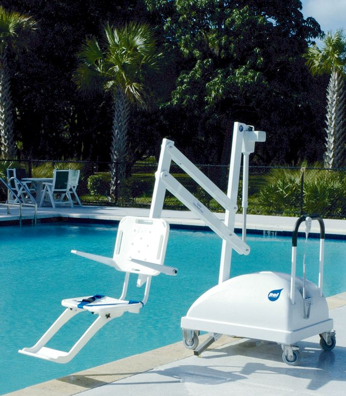 portable einstiegshilfe silla pal fkb schwimmbadtechnik. Black Bedroom Furniture Sets. Home Design Ideas