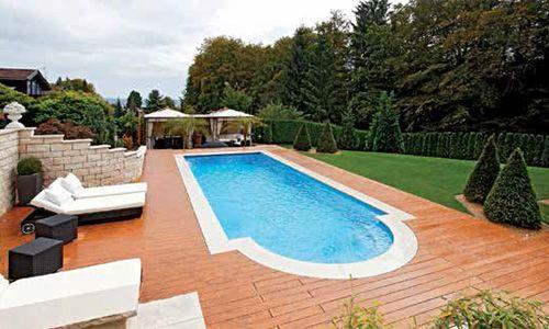 Compass pool gfk ceramic becken fertig schwimmbecken for Schwimmbecken folienauskleidung